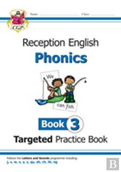 Bertrand.pt - New English Targeted Practice Book: Phonics - Reception Book 3
