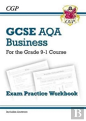 New Gcse Business Aqa Exam Practice Workbook - For The Grade 9-1 Course