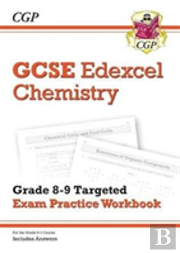 New Gcse Chemistry Edexcel Grade 8-9 Targeted Exam Practice Workbook (Includes Answers)