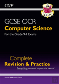 Bertrand.pt - New Gcse Computer Science Ocr Complete Revision & Practice - Grade 9-1 (With Online Edition)