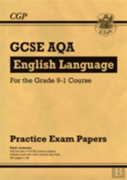 Bertrand.pt - New Gcse English Language Aqa Practice Papers - For The Grade 9-1 Course
