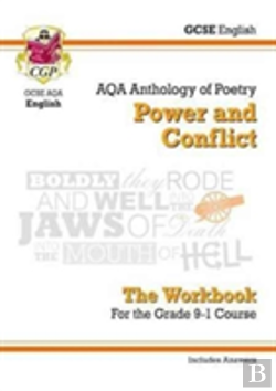 Bertrand.pt - New Gcse English Literature Aqa Poetry Workbook: Power & Conflict Anthology (Includes Answers)