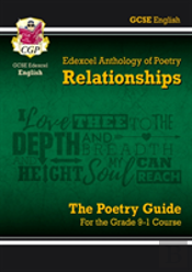 New Gcse English Literature Edexcel Poetry Guide: Relationships Anthology - For The Grade 9-1 Course