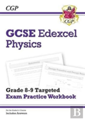New Gcse Physics Edexcel Grade 8-9 Targeted Exam Practice Workbook (Includes Answers)