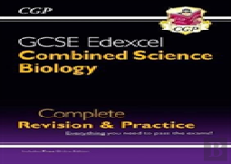 New Grade 9-1 Gcse Combined Science: Biology Edexcel Complete Revision & Practice With Online Edn.