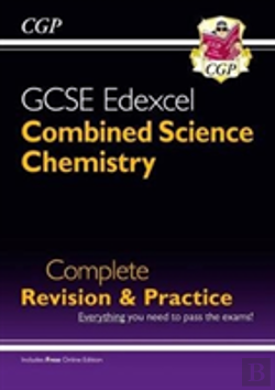 Bertrand.pt - New Grade 9-1 Gcse Combined Science: Chemistry Edexcel Complete Revision & Practice With Online Edn.