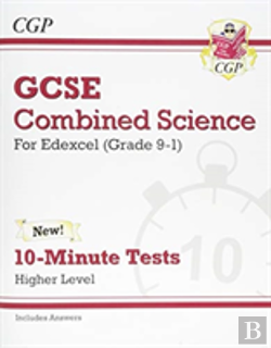 Bertrand.pt - New Grade 9-1 Gcse Combined Science: Edexcel 10-Minute Tests (With Answers) - Higher
