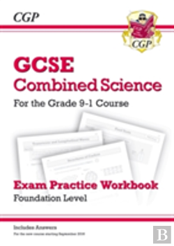 Bertrand.pt - New Grade 9-1 Gcse Combined Science: Exam Practice Workbook (With Answers) - Foundation