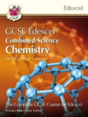 New Grade 9-1 Gcse Combined Science For Edexcel Chemistry Student Book With Online Edition
