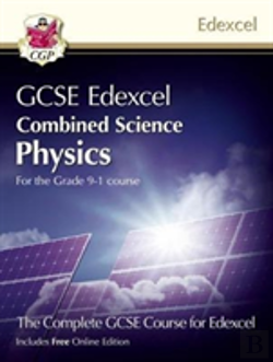 Bertrand.pt - New Grade 9-1 Gcse Combined Science For Edexcel Physics Student Book With Online Edition