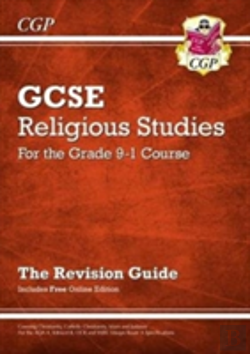 Bertrand.pt - New Grade 9-1 Gcse Religious Studies: Revision Guide With Online Edition