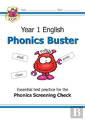 New Ks1 English Phonics Check Buster Workbook - For The Phonics Screening Check In Year 1