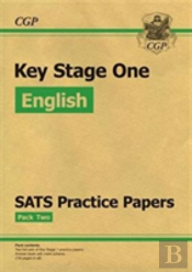 New Ks1 English Sats Practice Papers: Pack 2 (For The 2017 Tests And Beyond)