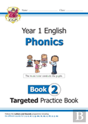 New Ks1 English Targeted Practice Book: Phonics - Year 1 Book 2