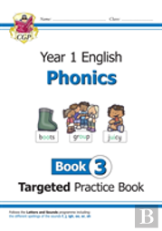 New Ks1 English Targeted Practice Book: Phonics - Year 1 Book 3