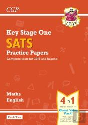 New Ks1 Maths And English Sats Practice Papers Pack (For The Tests In 2019) - Pack 2