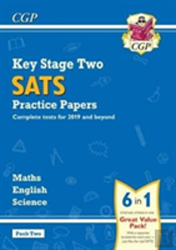 Bertrand.pt - New Ks2 Complete Sats Practice Papers Pack: Science, Maths & English (For The 2019 Tests) - Pack 2