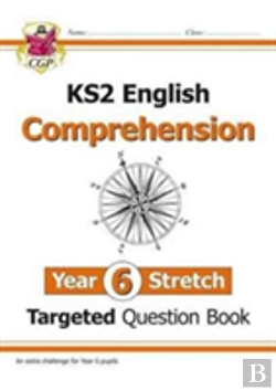 Bertrand.pt - New Ks2 English Targeted Question Book: Challenging Comprehension - Year 6+ (With Answers)