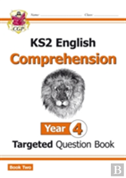 Bertrand.pt - New Ks2 English Targeted Question Book: Year 4 Comprehension - Book 2