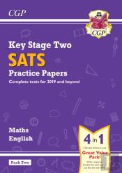 New Ks2 Maths And English Sats Practice Papers Pack (For The 2019 Tests) - Pack 2