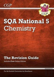 New National 5 Chemistry: Sqa Revision Guide With Online Edition