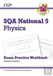 New National 5 Physics: Sqa Exam Practice Workbook - Includes Answers