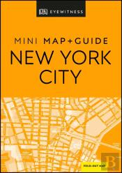 New York City Dk Eyewitness Mini Map and Guide
