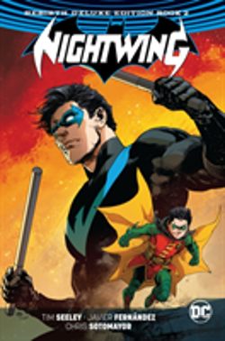 Bertrand.pt - Nightwing The Rebirth Deluxe Edition Book 2