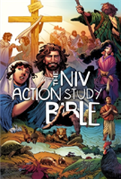 Niv Action Study Bible