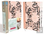 Niv, Journal The Word Bible For Teen Girls, Hardcover, Pink Floral