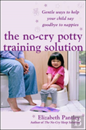 No Cry Potty Training Solution