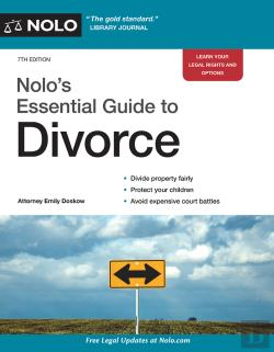 Bertrand.pt - Nolo'S Essential Guide To Divorce