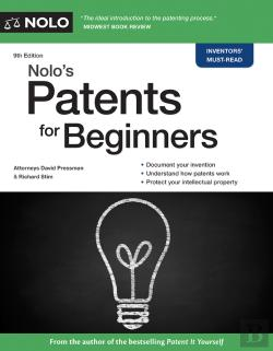 Bertrand.pt - Nolo'S Patents For Beginners