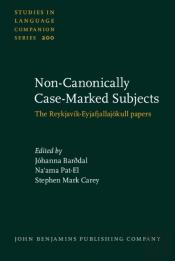 Non-Canonically Case-Marked Subjects