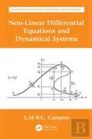 Non-Linear Differential Equations And Dynamical Systems