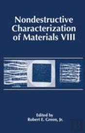 Nondestructive Characterization Of Mater