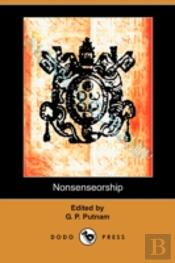 Nonsenseorship (Dodo Press)