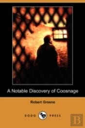 Notable Discovery Of Coosnage (Dodo Press)