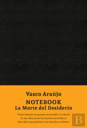 Notebook - La Morte del Desiderio