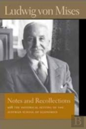 Notes & Recollections