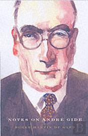 Notes On Andre Gide
