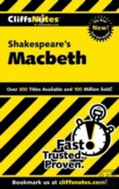 Notes On Shakespeare'S 'Macbeth'