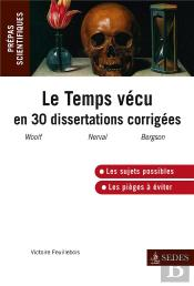 Nouvelle Question En Trente Dissertations Corrigées ; Prépas Scientifiques