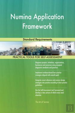 Bertrand.pt - Numina Application Framework Standard Requirements