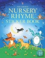 Nursery Rhyme Sticker Book