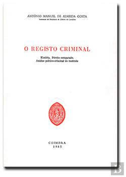 Bertrand.pt - O Registo Criminal