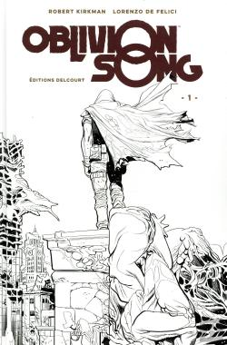 Bertrand.pt - Oblivion Song Tome 1 - Edition Collector N&B