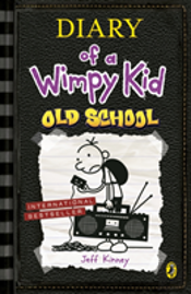 Old School Diary Of A Wimpy Kid Bo