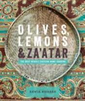 Olives, Lemon & Za'Atar