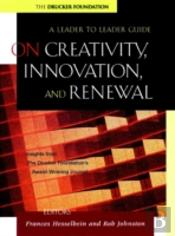 On Creativity, Innovation And Renewal